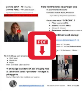 Covid part 1 - 10 flyers PDF